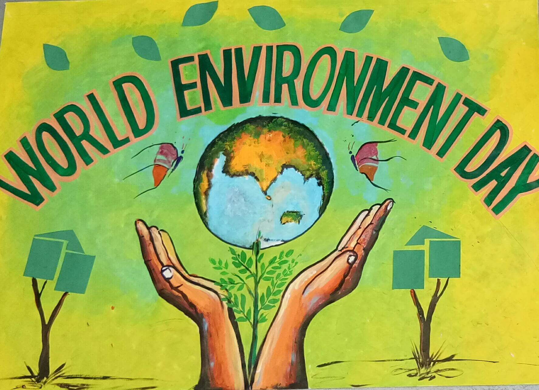 CELEBRATING WORLD ENVIRONMENT DAY